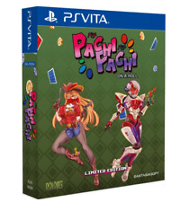 Pachi Pachi On a Roll Collector Limited 1,000 Edition PS ViTA PlayStation New