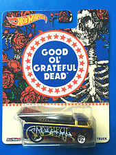 2016 Hot Wheels Pop Culture THE GRATEFUL DEAD 1967 VW T1 DRAG TRUCK KOMBI BUS!