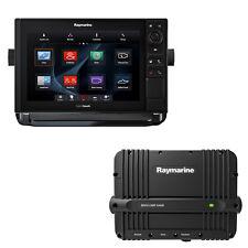 "Raymarine eS128 12.1"" Combo Wi-Fi w/CHIRP/Downvison™ Navionics+ Chart & CP4"