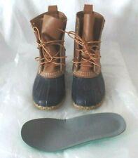 LL Bean Womens Bean Boots Size 8 M