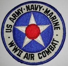 New listing Us Army, Navy, Marine Ww Ii Air Combat Patch-Ww2