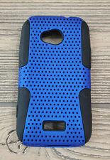 Samsung Galaxy Victory 4G LTE Blue Rubberized Matte Case L300