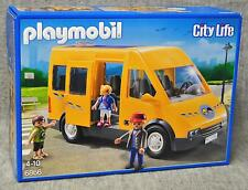 PLAYMOBIL 6866 – Schulbus City Life