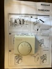 Honeywell Room Thermostat T6360B