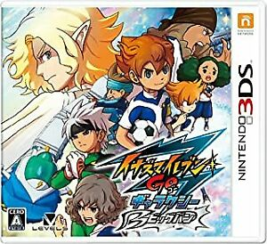 Used Inazuma Eleven GO Galaxy Big Bang-3DS Japan Video Game