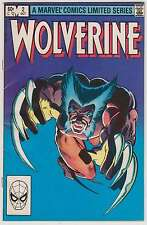 L0243: Wolverine #2, Vol 1, VF-NM Condition