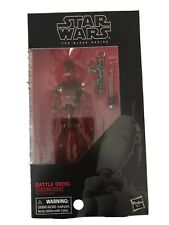 "Battle Droid Geonosis Star Wars The Black Series 6"" Action Figure"