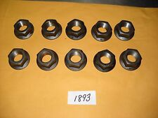 (10) Metform 7/8-14 Nut Flange Machine Tool fasteners