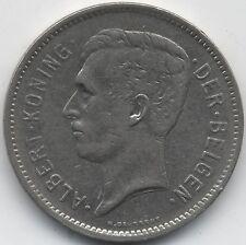 1932 Belgium 5 Francs   Pennies2Pounds