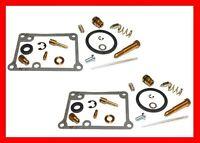 KR Carburetor Carb Rebuild Repair Kit x2 YAMAHA RD 250 LC / RD 350 LC / RZ 350