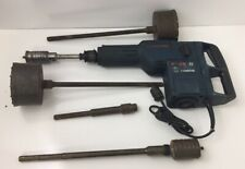 Bosch Hammer Model 11245Evs Sds Max Rotary W/ Attachments