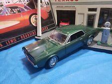 1/18 Scale 1967 Mercury Cougar XR7 Sun Star Car RARE VERY NICE CAR