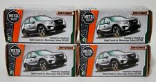 MAZDA CX-5 * LOT OF 4 * 2018 MATCHBOX POWER GRABS * SILVER SUV