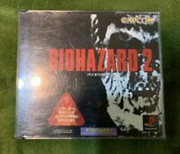 BIOHAZARD 2 Resident Evil 2 PS1 Playstation up to US shortest Next day