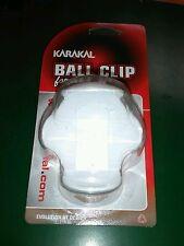 Karakal Plastic Tennis Ball Holder Clip