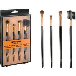 Brand New Royal Cosmetics Eye Perfection Brush Set