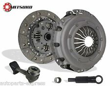 CLUTCH KIT AND SLAVE MITSUKO fits 2000-2004 FORD FOCUS 2.0L 4CYL ONLY DOHC
