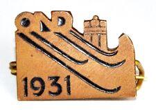 Spilla OND Opera Nazionale Dopolavoro 1931