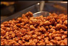 für Allergiker Glutenfrei  1 kg frisch gebrannte Mandeln vom Mandel - Profi