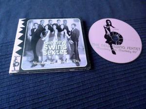 CD The New Swing Sextett MONKEY SEE DO Pachanga, Mambo, Boogaloo, Rumba, Salsa
