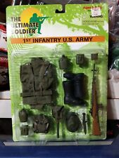 Ultimate Soldier 1st Infantry U.S. Army MOC GI Joe