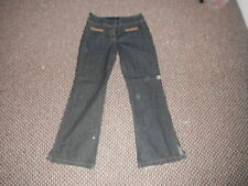 Cotton Stonewashed Jeans Women's L32 NEXT