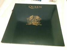 Queen:  Greatest Hits II   1991  1st Press  UK  A2/B1/A2/B1  EX+   Embossed   LP