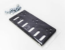 Universal Headboard Extension Bed Frame Adapter Plates Set