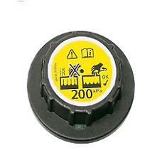 NEW JAGUAR F-PACE X761 COOLANT TANK RESERVOIR CAP C2P20325 OEM
