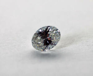 Loose natural Diamond Oval 1.01 Ct VS1 D