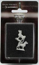 Dark Sword Dsm-7816 Shiba-Inu Dog [2] Animal Companion Japanese Spitz Breed Pet