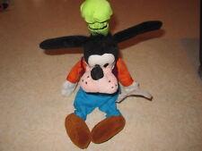 New Walt Disney Goofy Plush Beanie Baby