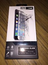 Altec Lansing Screen Protector ~Silver~(iPhone 7) New