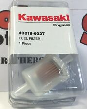 OEM KAWASAKI FUEL FILTER PART# 49019-0014 OR 49019-7001 NEW # 49019-0027