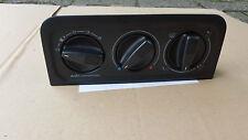 Heizungsregler mit Klima Heizungsbetätigung Rot VW Golf 4 Cabrio