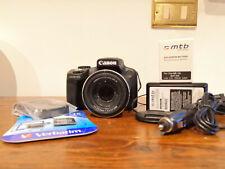 Macchina Fotografica Digitale Canon PowerShot SX50 HS Zoom 50x batteria nuova