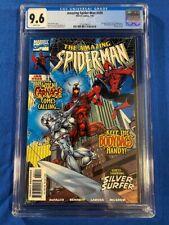 Amazing Spider-man  430 CGC 9.6 COSMIC Carnage!! Silver Surfer !