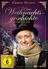Charles Dickens' Eine Weihnachtsgeschichte 1951 DVD mit Alastair Sim als Scrooge