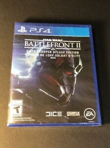 Star Wars Battlefront 2 [ Elite Trooper DELUXE Edition ] (PS4) NEW