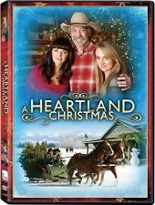 A Heartland Christmas [DVD Movie, Family Seasonal Horses, Region 1, 1-Disc] NEW