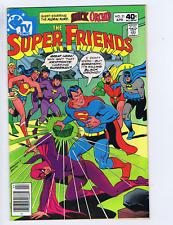 Super Friends #31 DC Pub 1980 Black Orchid