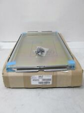GE RANGE WINDOW PACK WB56K0020 WS01A00725 2 PEICES OF GLASS W/ SPACER HARDWARE