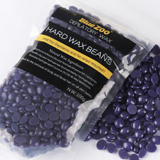 Hair Removal Hard Wax Beans, Stripless Full-Body Depilatory Wax Beads 100g