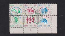 Briefmarken der DDR (1960-1970) mit Olympische-Spiele-Motiv