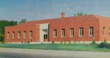 Vintage Utah Field House of Natural History Vernal, Utah Postcard P47