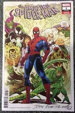 Amazing Spider-Man #1 (2018) John Romita Snr 1:100 Variant