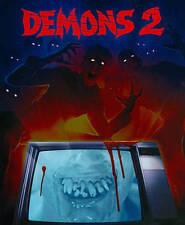 Demons 2 (Blu-ray/DVD, 2-Disc Set)