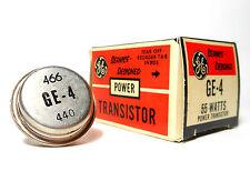 2N441 Germanium NTE105 PNP GM DELCO 15A 150W NOS Audio Power Amp Transistor GE-4