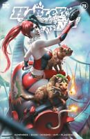 HARLEY QUINN #75 KENDRICK LIM COVER A with TRADE DRESS VARIANT - PRESALE