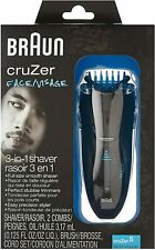Braun Cruzer5 Face Cruzer 5 Face Shaver all in one mens electric trimmer